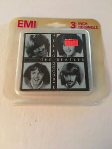 The Beatles CD3 1989 hello goodbye I am the walrus