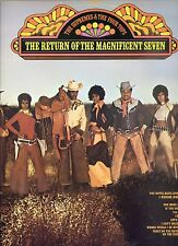 SUPREMES & THE FOUR TOPS the return of the magnificent seven US EX LP