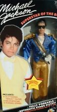 1984 MICHAEL JACKSON GRAMMY AWARDS DOLL !!!  M.I.B. !!!