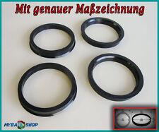 /> 57.1mm per Ford Galaxy 4 Cerchi Anelli di centraggio 73.1