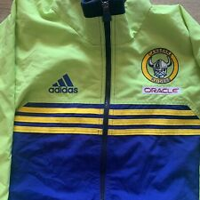 CANBERRA RAIDERS RARE PLAYERS/OFFICIALS TRACKSUIT SIZE SMALL