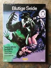 Mediabook SANGRIENTO SEDA Blood and Negro Lace MARIO BAVA ltd. BLU-RAY