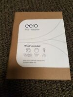 Brand New in Box EERO Ceiling / Wall POE + ADAPTER