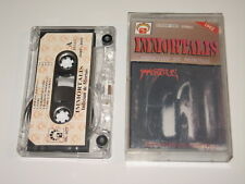 IMMORTALIS - Indicium De Mortuis - MC cassette tape 1992/2428
