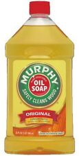 Murphy Pure Vegetable Oil Soap Original Wood Cleaner 32 Oz
