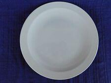"New listing Pyroceram White Narrow Rim 10-1/2"" Dinner Plate by Corning"