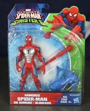 Marvel Ultimate Spider-Man Vs The Sinister 6 Armored Action Figure MOC