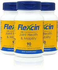 Flexcin with CM8™ All Natural Joint Supplement for Joint Pain Relief (3-Pack)