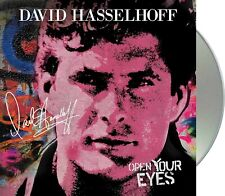 "David Hasselhoff ""open your eyes"" Digipack CD NEU Album 2019"