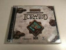 Icewind Dale (PC, 2003) Forgotten Realms COMPLETE IN BOX TESTED MINT SHAPE