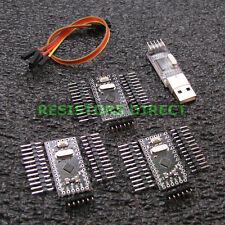 3 Pack Arduino Pro Mini Pro Compatible ATMEGA328P USB Programmer & Cable USA X02