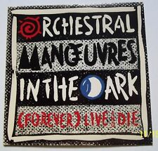 """ORCHESTRAL MANŒUVRES  IN THE DARK Vinyle 45 T  2 Titres """" Forever live  """" VIRGIN"""