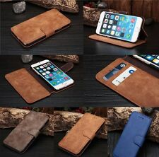 Soft Card Holder Flip Wallet Leather Case Cover For Apple iphone 6, 4.7 inch