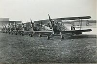 ORIGINAL - WW2 GERMAN BLUCHER BU 133 JUNGMEISTER ADVANCED TRAINER PLANES PHOTO