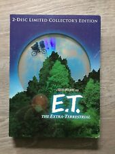 E.T. THE EXTRA-TERRESTRIAL DVD (Steven Spielberg, Limited Collector's Edition)