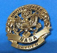 NASA-DRYDEN LAUREL HAT BADGE LAST FEW !!!