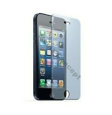 SCREEN PROTECTION FILM GLASS LCD IPHONE 5 5S 5C SE TOUGHENED GLASS 2.5 D 9H