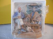 """Norman Rockwell Museum The"""" Spirit Of America"""" Figure New"""