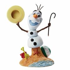 Grand Jester Studio Olaf from Frozen Figurine NEW in Gift box - 24113