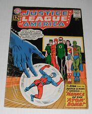 Justice League of America # 14 + 38....VG  4.0 grade-rc...1962-1965 comic books