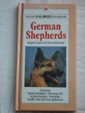 German Shepherds (Dog Breed Handbooks) By Angela Rixon