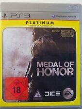 !!! PlayStation ps3 juego Medal of Honor usk18, usados pero bien!!!