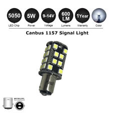 1x 1157 BAY15D CANBUS DEL 40SMD Stroboscope Clignotant Frein Lumière Tail ampoule de lampe blanc