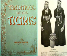 1946 TRADITIONS OF THE TIGRIS- Dikran Spear; Armenia Armenians Armenian- ENGLISH