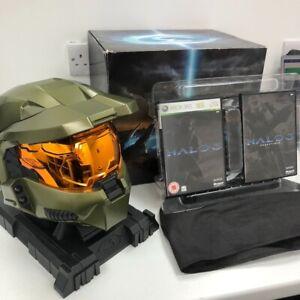 Halo 3 Helmet Collectors Edition with Games