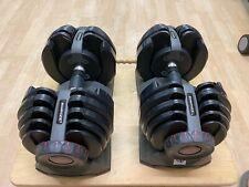 Bowflex 2 bis 21 kg / 2 Hanteln SelectTech / Hantelpaar /Komapkthanteln