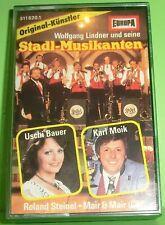 Wolfgang Lindner und seine Stadl-Musikanten (Musikkassette   MC)