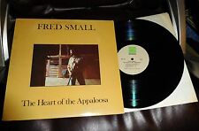 FRED SMALL Heart of the Appaloosa 1982 Rounder NM Peace Is DEATH IN DISGUISE