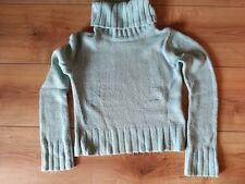 Toller dicker Pullover von Flash Lights, Gr. 32/34, Blau,  Wollermischung