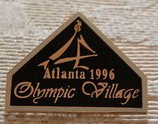 1996 Atlanta Olympic Pin Olympic Village