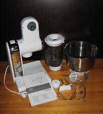 BOSCH Küchenmaschine MUM46 CR1 (500 Watt), weiß