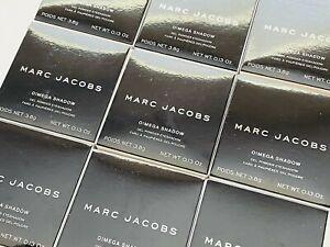 MARC JACOBS O!MEGA OMEGA GEL POWDER EYE SHADOW - CHOOSE SHADE (NIB/Full Size)