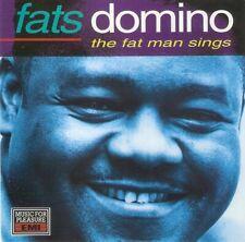 Fats Domino - The Fat Man Sings (CD 1992) 20 Tracks