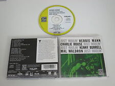 HERBIE MANN/JUST WASSIM´(ORIGINAL JAZZ CLASSICS OJCCD 900-2) CD ALBUM