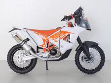 Motorradmodell Motorrad Modell KTM 450 Rally Replica