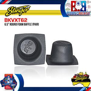 Stinger BKVXT62 Universal 6.5″ Speaker Baffles