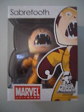 X-MEN MARVEL UNIVERSE MIGHTY MUGGS FIGURINE SABRETOOTH EN BOITE NEUF