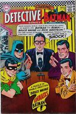 DETECTIVE COMICS #357 VF 8.0 DC 11/1966 BATMAN