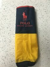Brand New Polo Ralph Lauren Foldable Compact Umbrella/Brolly.
