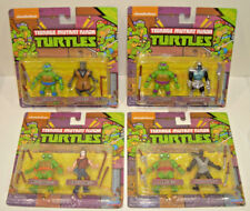 Teenage Mutant Ninja Turtles Classic Collection LOT OF 4 Action Figures TMNT