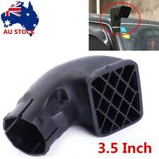 "3.5"" Auto Air Ram Snorkel Heads Top for TOYOTA Landcruiser VDJ76/78/79 Black"
