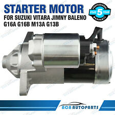 Starter Motor for HOLDEN DROVER QB BARINA MB ML G13A 1.3L Cruze M15A 1.5L Petrol