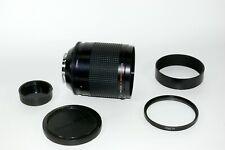 Minolta RF Rokkor-X 500mm f/8 Mirror Reflex Lens--Near Mint