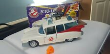 THE REAL GHOSTBUSTERS Original 1986 ECTO-1 COMPLETE & BOXED WITH INSERTS!