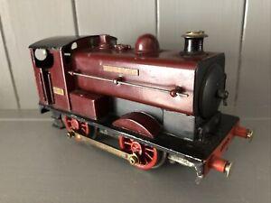 Vintage 0 Gauge Locomotive Lady Boyd No3 Heavy Hornby? Train