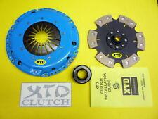 XTD STAGE 4 RIGID CLUTCH KIT VW CORRADO GOLF JETTA PASSAT TDI G60 *2600LBS
